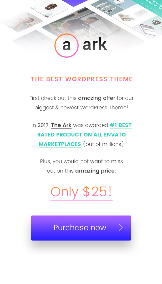 BigStream - Multipurpose Multi/One Page Responsive WordPress Theme - 1